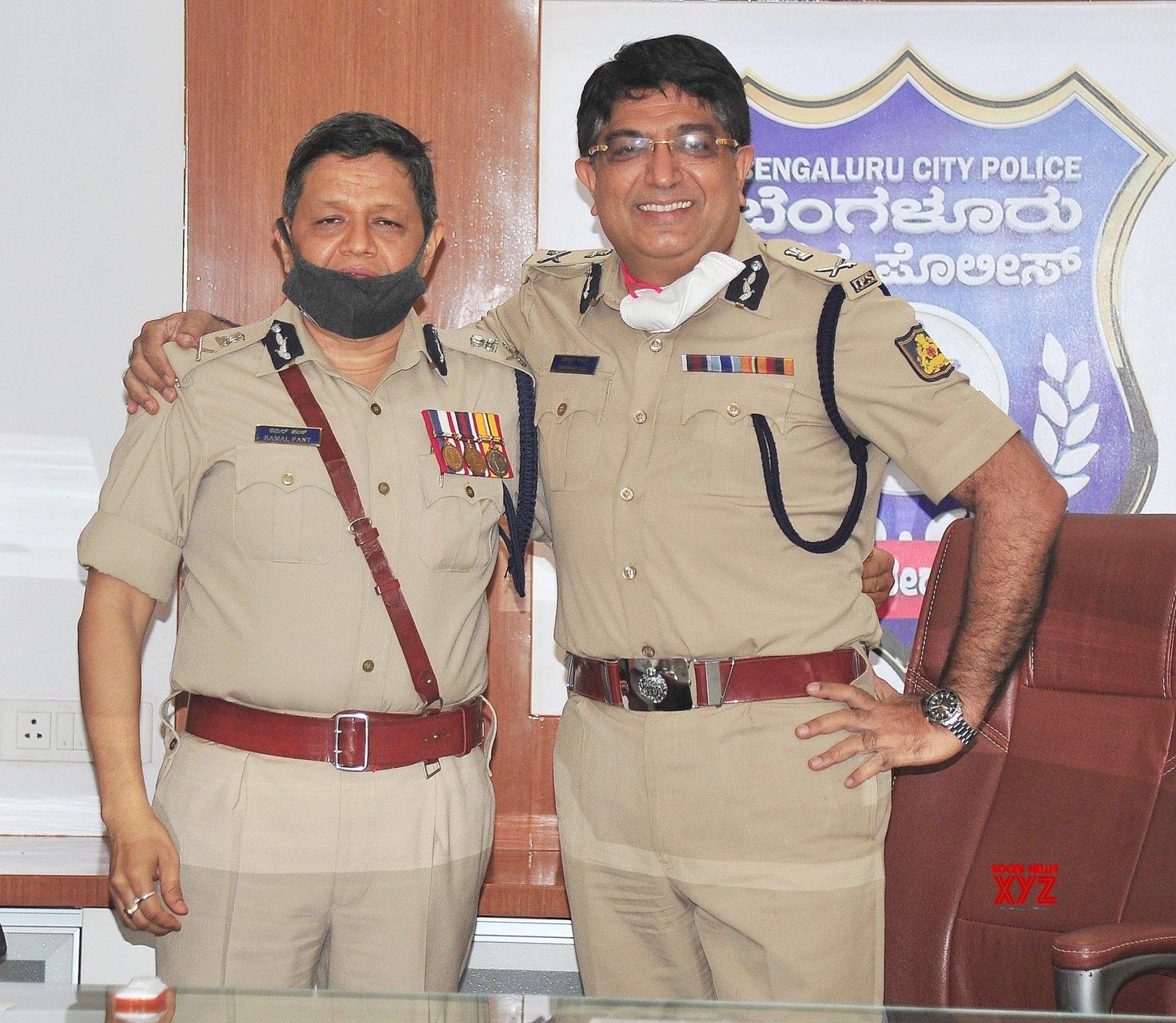 Bengaluru: Kamal Panth takes charge as new Bengaluru Police Commissioner #Gallery
