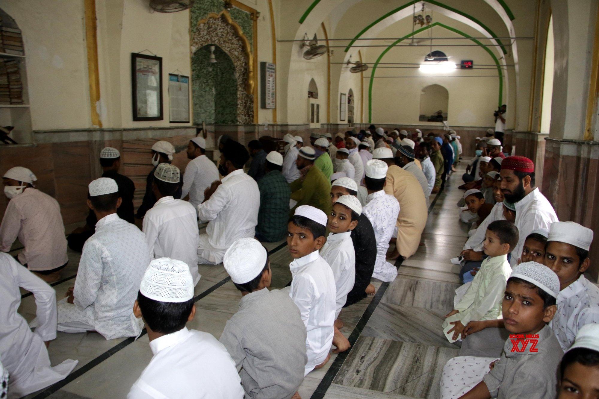 Amritsar: Eid - Ul - Adha celebrations #Gallery