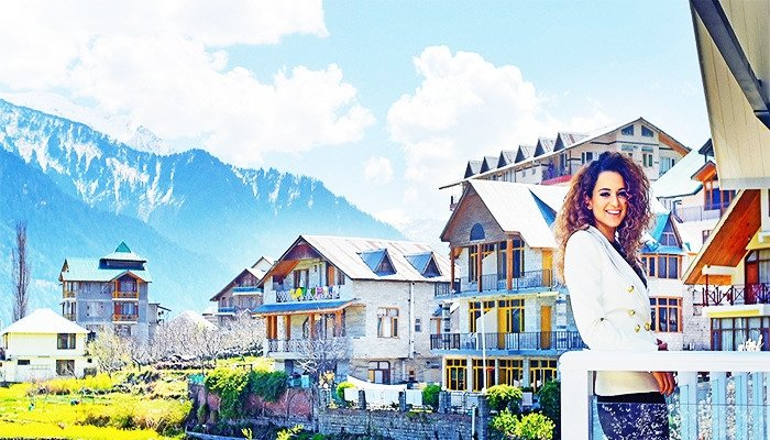 Police patrolling stepped up outside Kangana's Manali home, actress issues statement