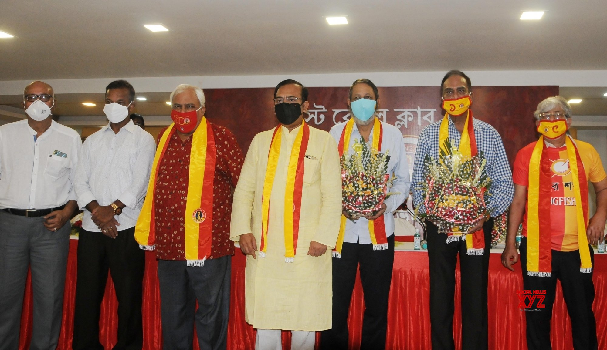Kolkata: Centenary celebrations of the foundation day of East Bengal Club #Gallery
