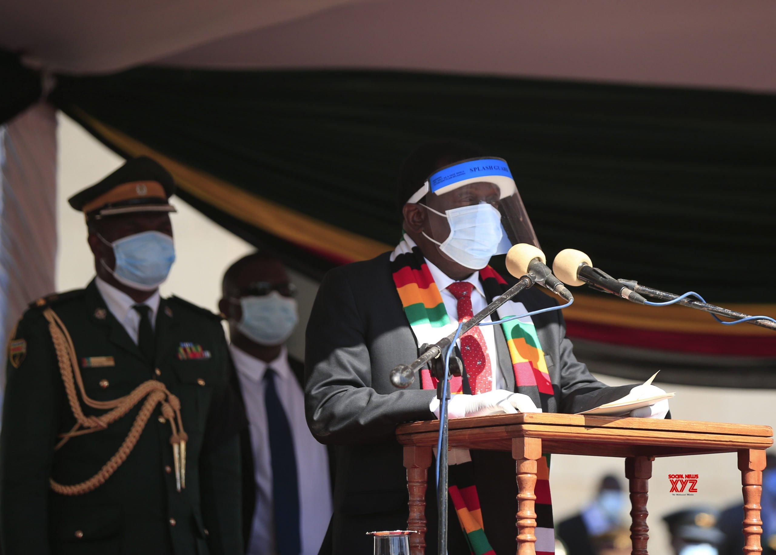 ZIMBABWE - HARARE - BURIAL - SHIRI - COVID - 19 #Gallery