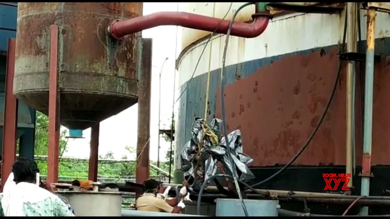 Nagpur: Blast kills 5 in Gadkari - linked Nagpur sugar factory #Gallery