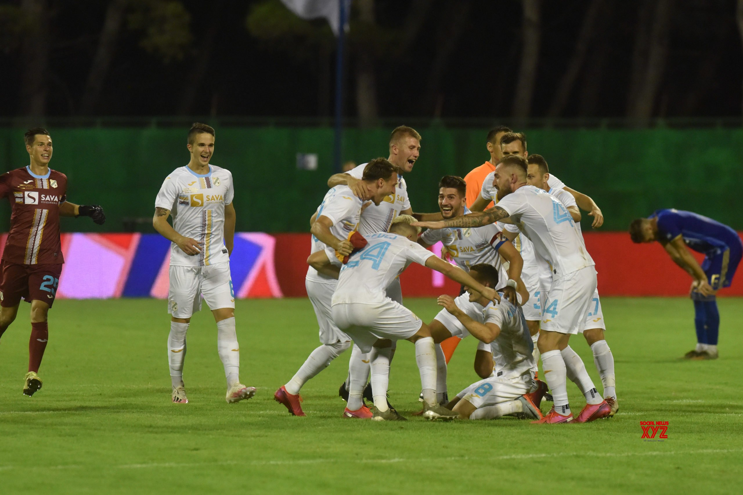 CROATIA - SIBENIK - CROATIAN FOOTBALL CUP - FINAL #Gallery