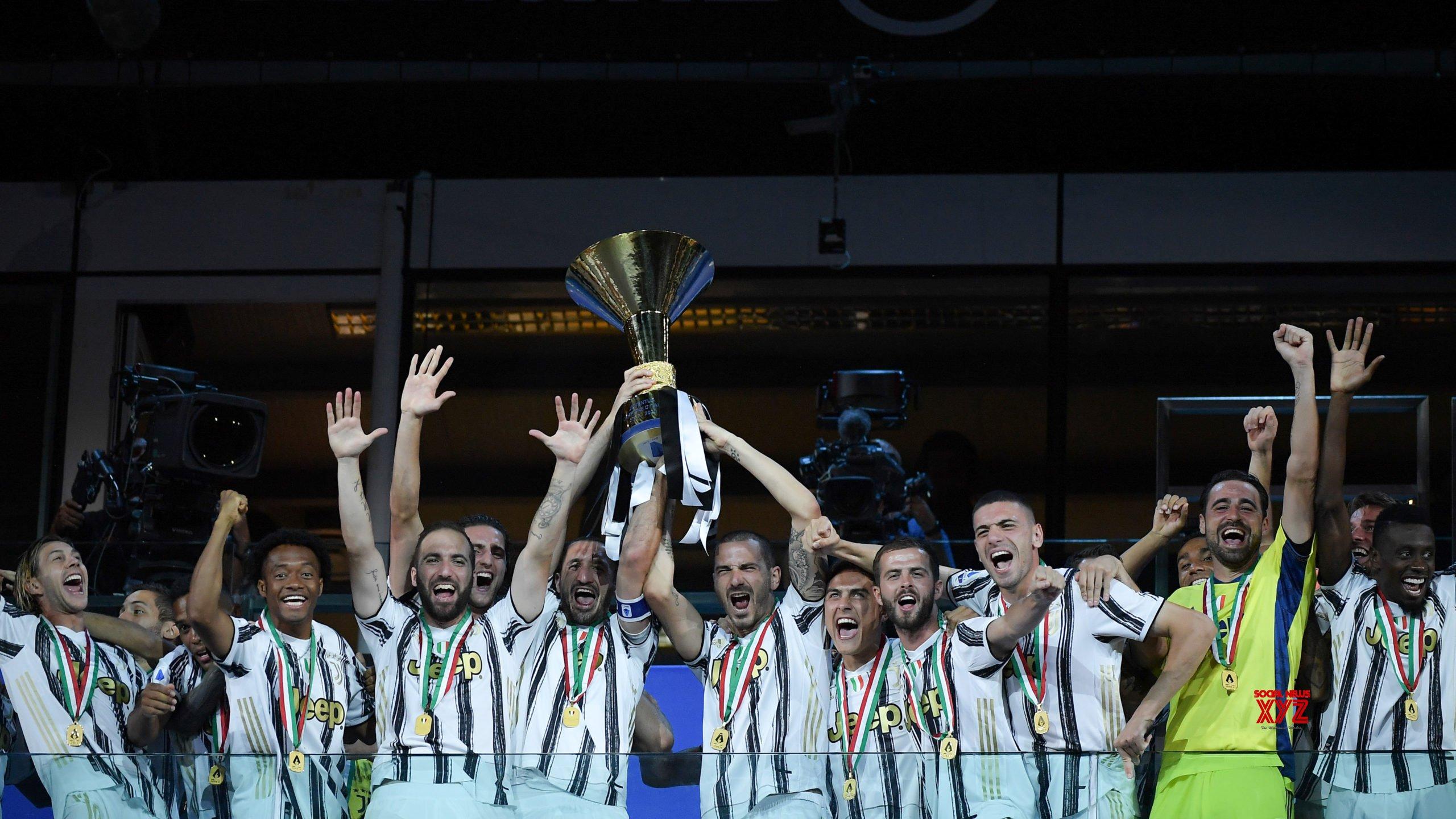 ITALY - TURIN - FOOTBALL - SERIE A - JUVENTUS VS ROMA #Gallery