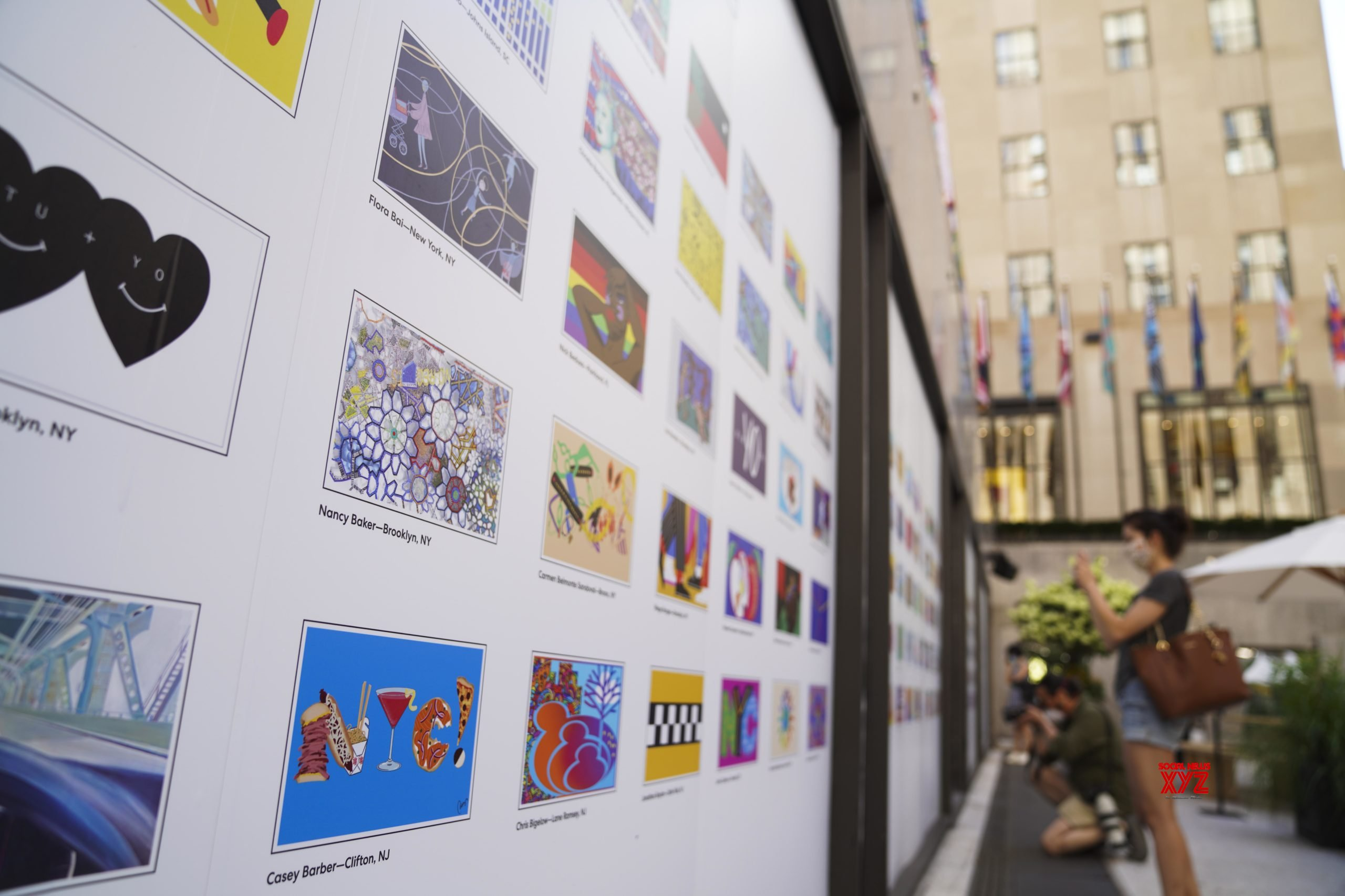 U.S. - NEW YORK - THE FLAG PROJECT #Gallery