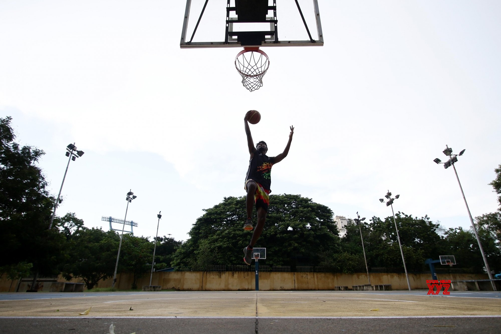 Chennai: TN Govt permits State and National Athletes to start practice in SDAT grounds #Gallery