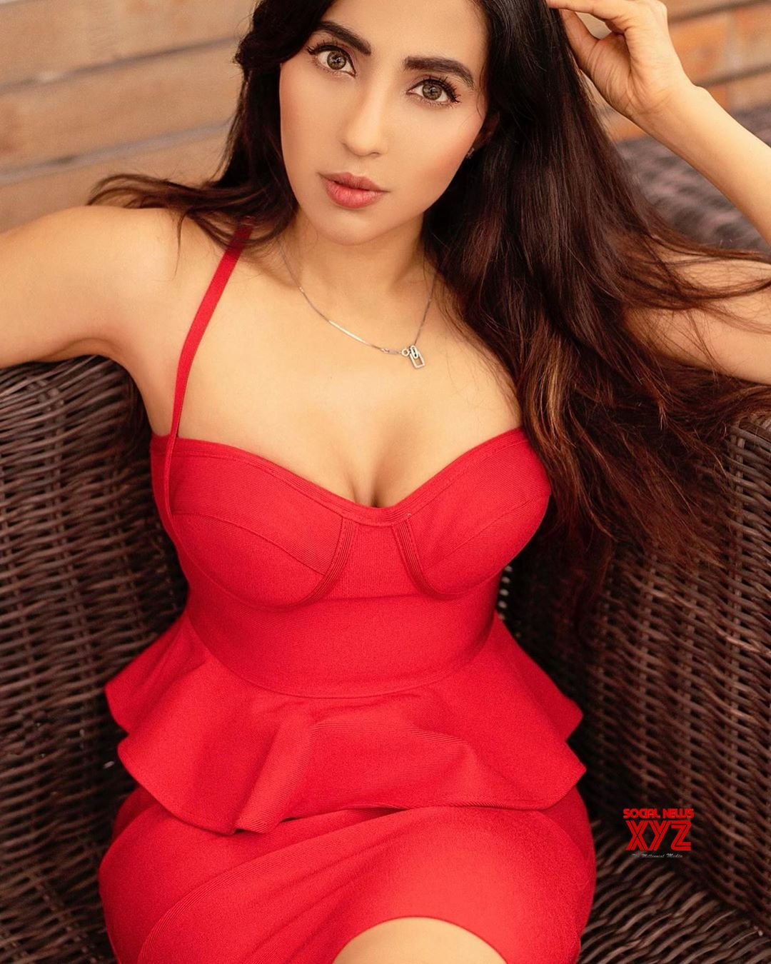 Actress Parvati Nair Latest Red Hot Stills