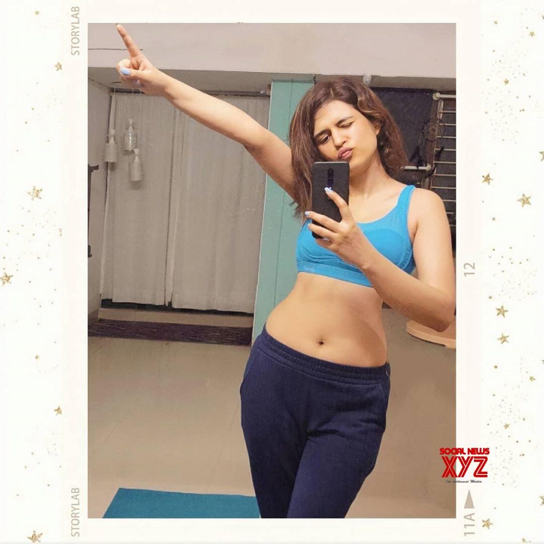 Actress Shraddha Das Latest Glam Stills