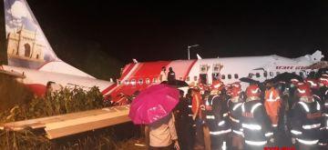 Kozhikode plane crash.