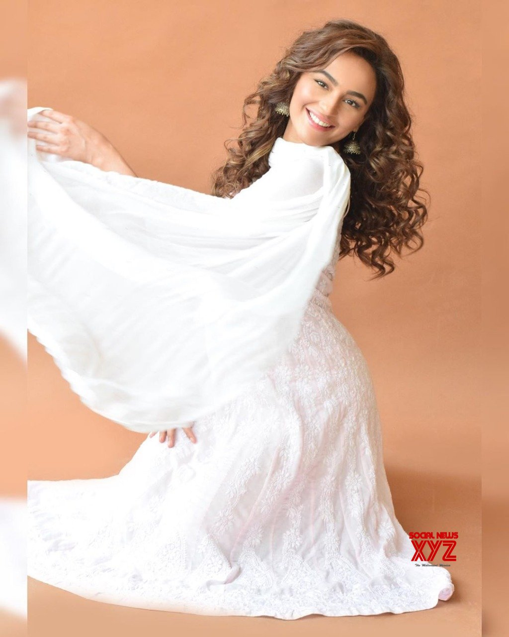 Seerat Kapoor Wishes Everyone Happy Janmashtami Social News Xyz
