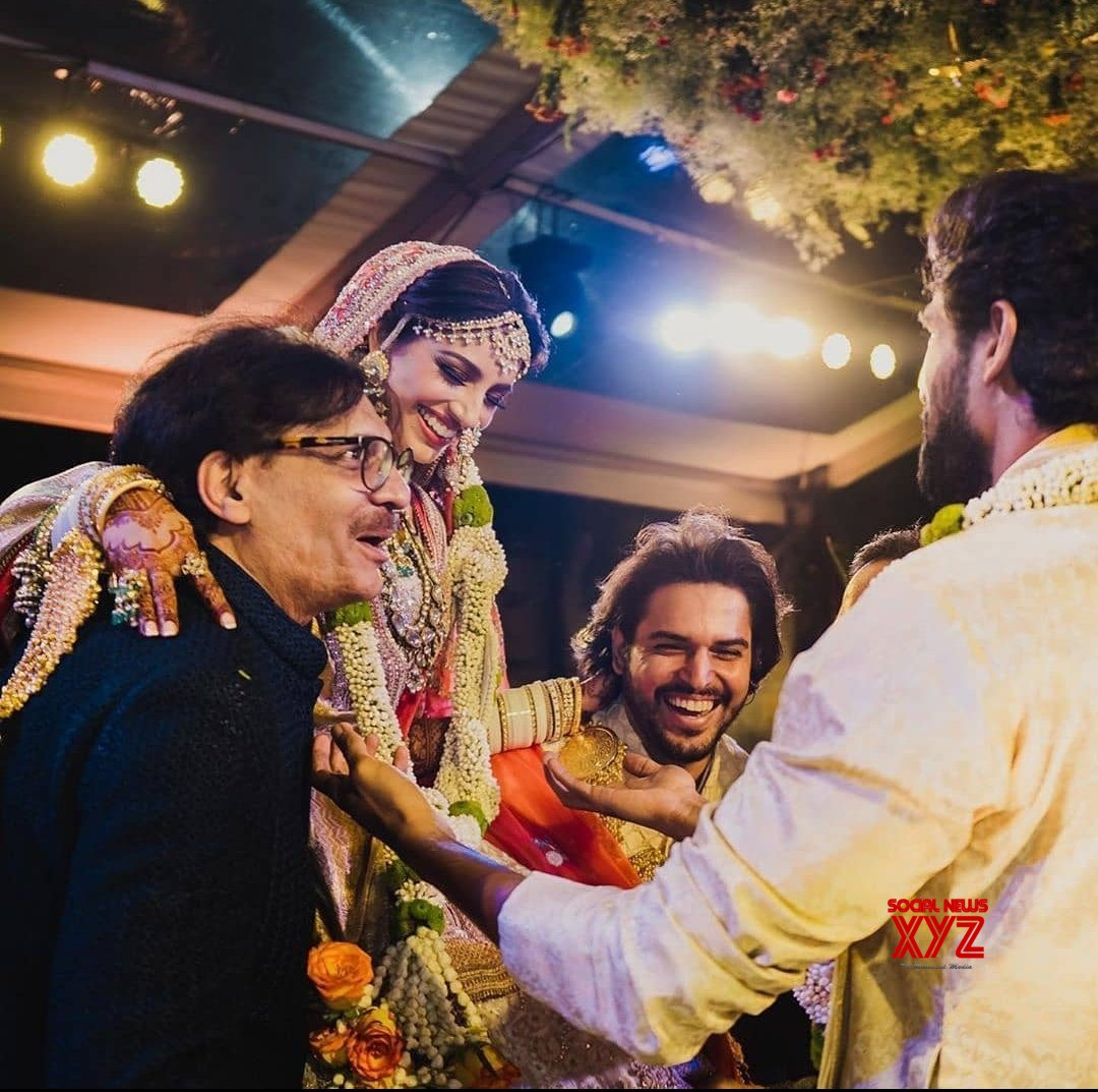 Rana Daggubati And Miheeka Bajaj Wedding New Stills Clicked By Reels And Frames