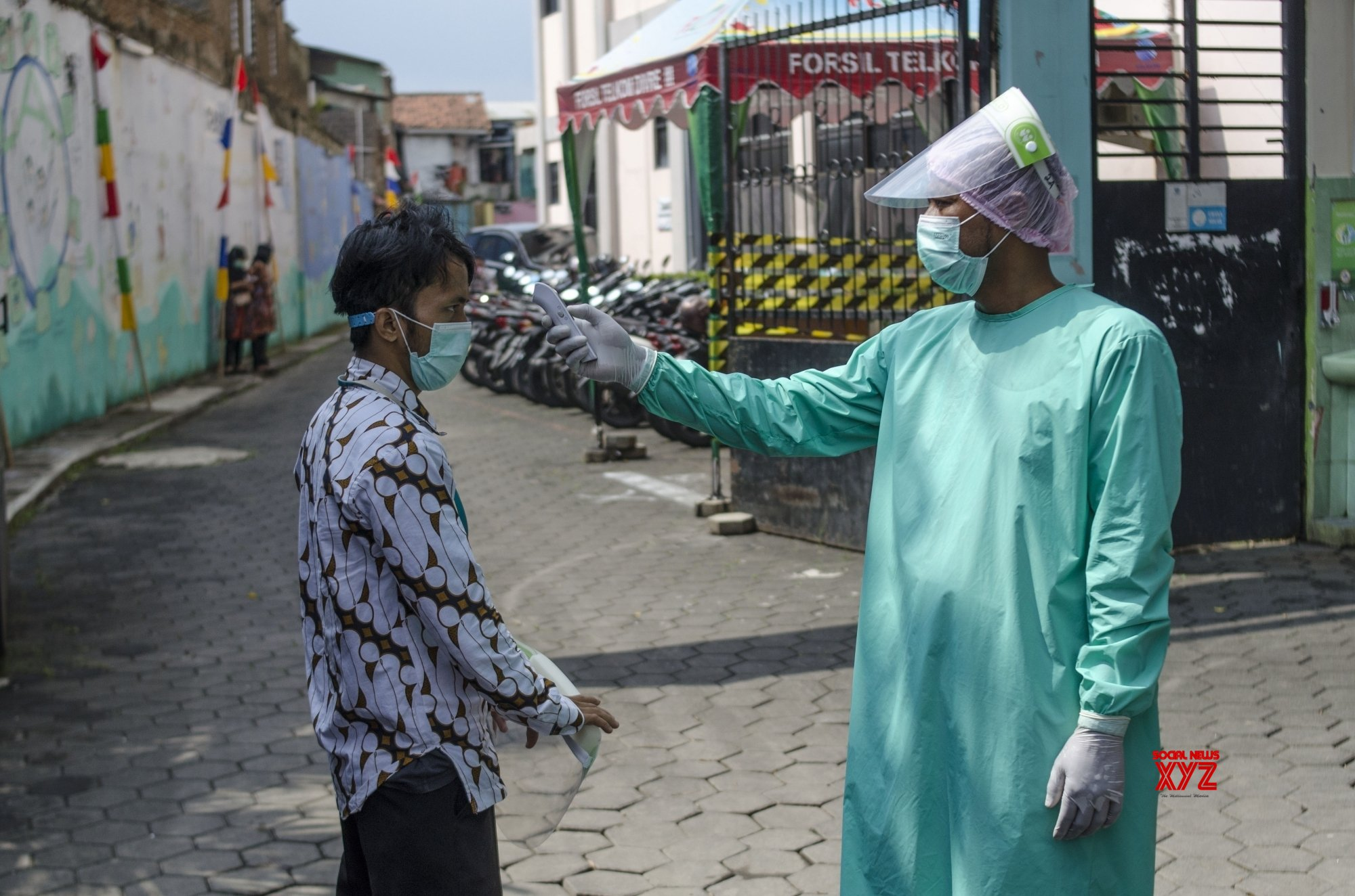 Indonesia reports 3,963 fresh Covid-19 cases, 135 new deaths