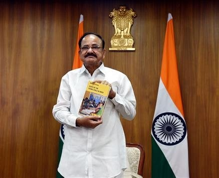 New Delhi: Venkaiah Naidu releases report on 'State of the Young Child in India' #Gallery