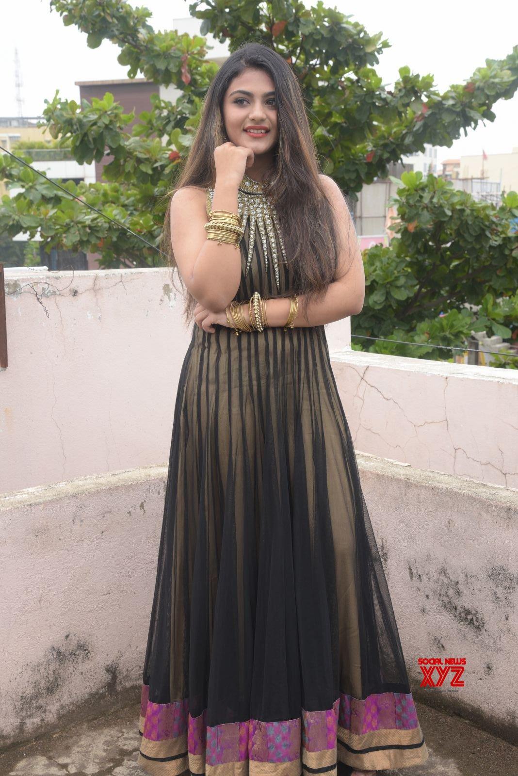Actress Karishma Jadhav Glam Stills From Rajput Movie Opening
