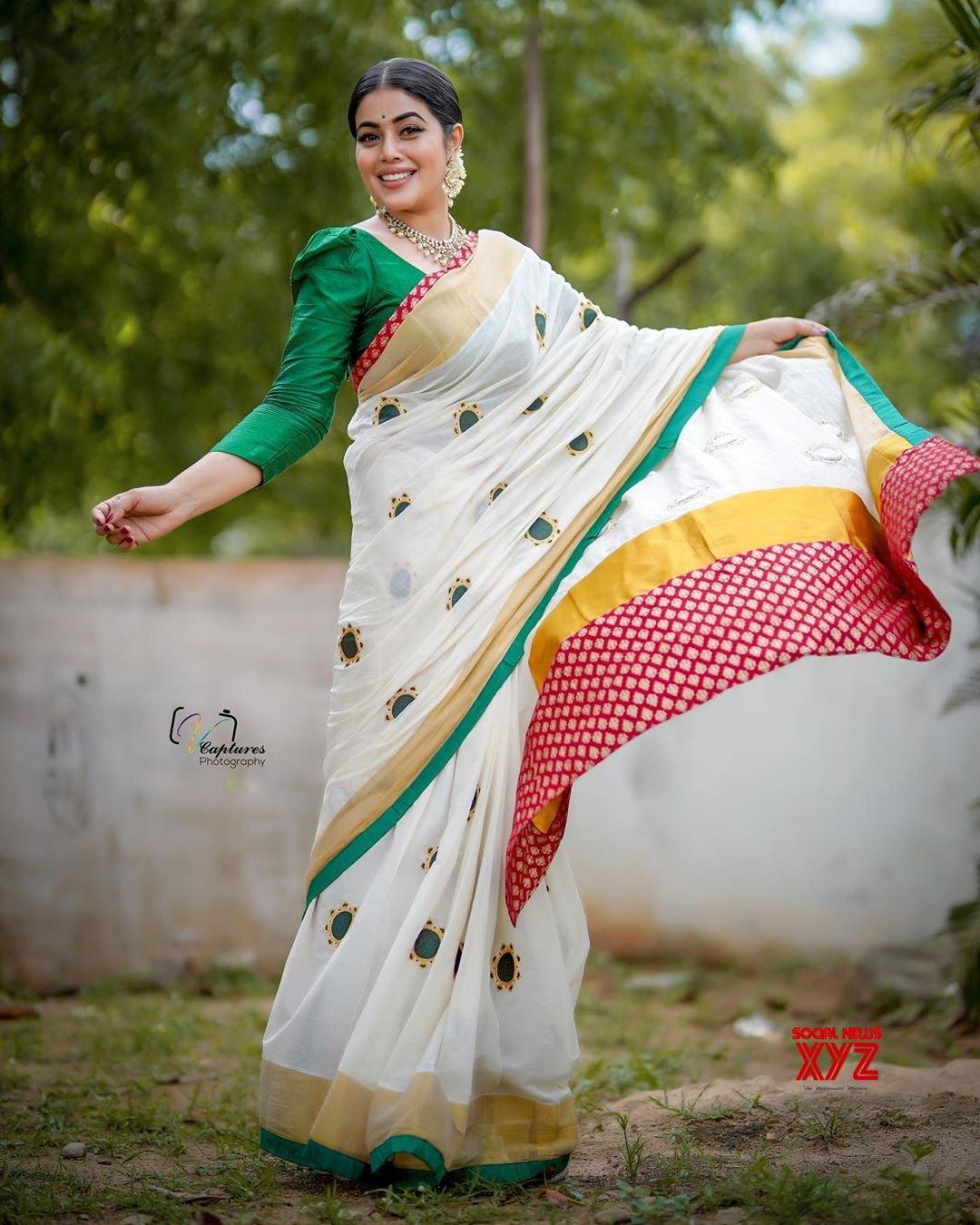 Actress Poorna Latest Glamour Stills