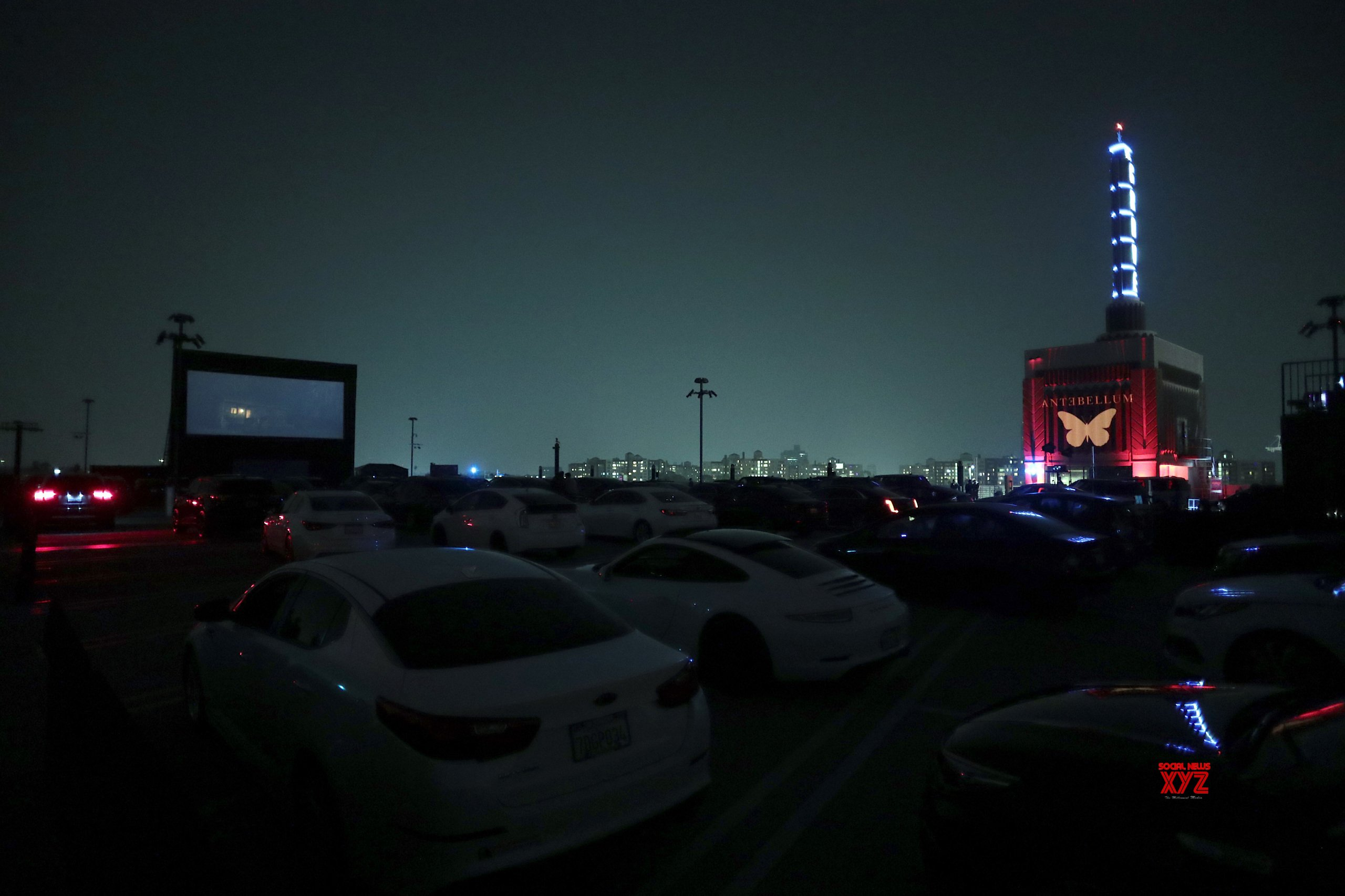 Antebellum Movie Rooftop Cinematic Experience HD Gallery