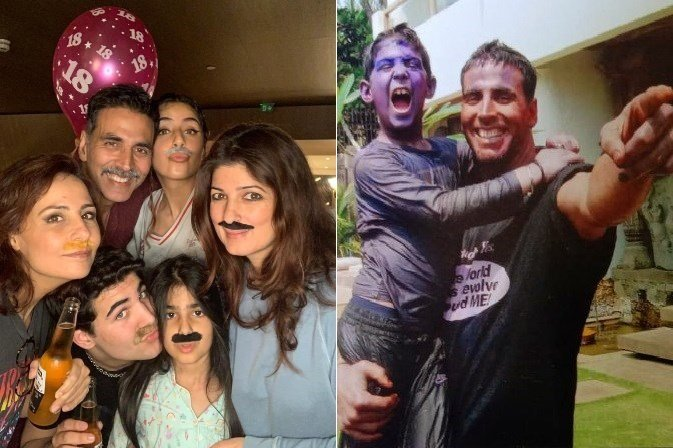 Happy Birthday Aarav Bhatia Wishes Akshay Kumar and Twinkle Khanna
