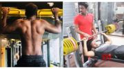 Singer Rahul Sipligunj Heavy GYM Workouts (Video)
