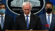 US accuses 5 in China of global hacking campaign (Video)