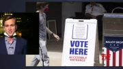 Dispute over candidates delays Pennsylvania's mail-in ballots (Video)