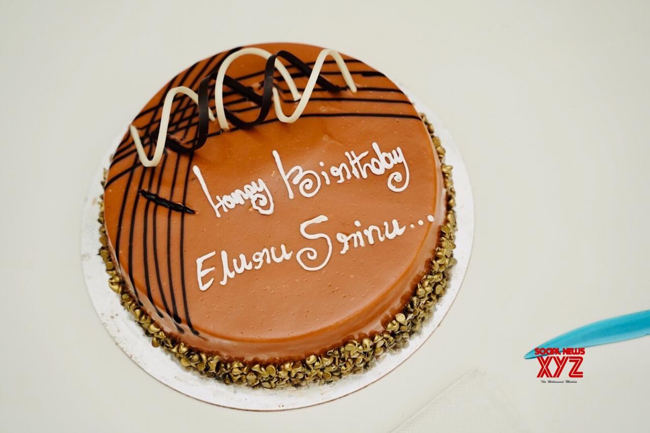 Allu Arjun Celebrates His PRO Eluru Seenu Birthday Gallery