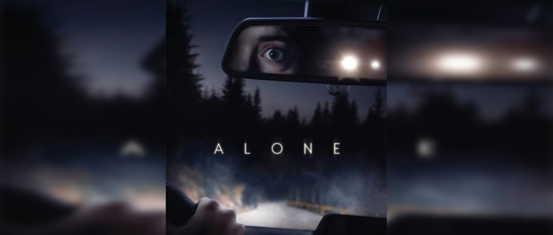 Alone Review:  A Supremely Entertaining Wilderness Survival Thriller (Rating: ***1/2)