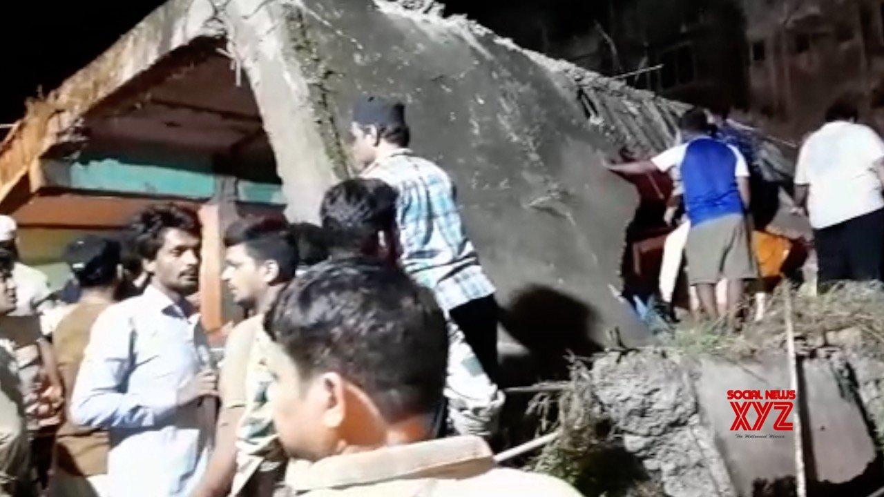 Thane building crash: 10 dead, 25 rescued