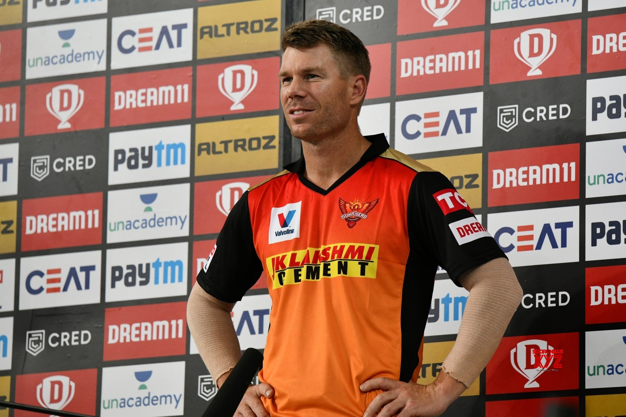 We've come too close and not got over the line 3 times: Warner