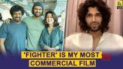 EXCERPT - Vijay Deverakonda on Puri Jagannadh's Fighter | Baradwaj Rangan | Anupama Chopra [HD] (Video)