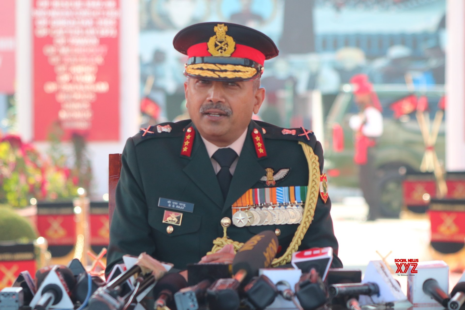 Infiltration along Line of Control in Kashmir has reduced substantially: Indian Army commander Lt Gen BS Raju