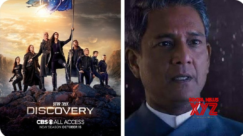 Adil Hussain on being part of 'Star Trek: Discovery 3' inclusive cast
