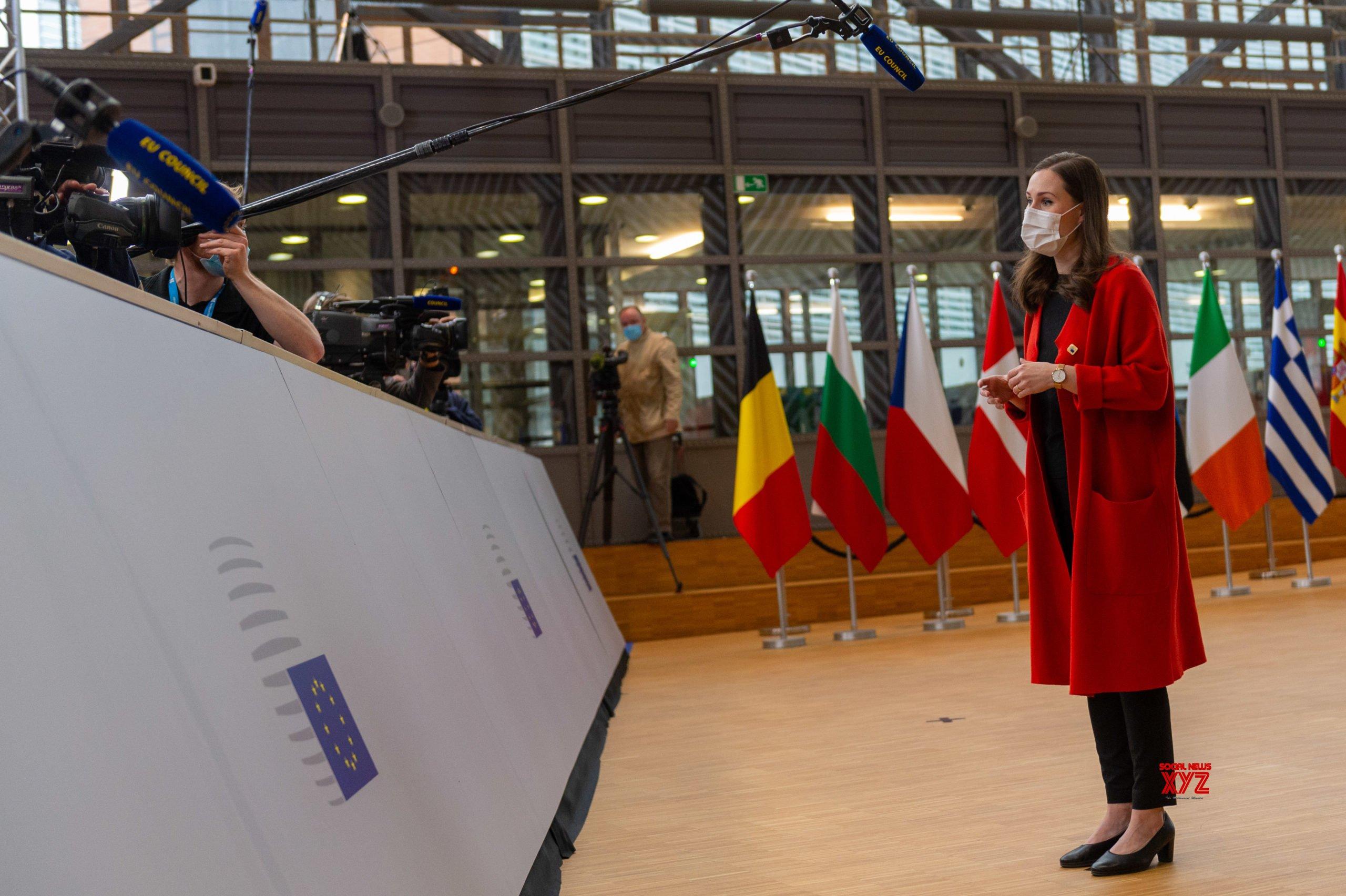 BELGIUM - BRUSSELS - EU - SUMMIT #Gallery