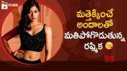 Rashmika Mandanna Stunning Photoshoot (Video)