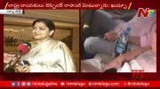 NTV: Actress Kushboo Sundar About Reasons Behind Her Joining in BJP (Video)