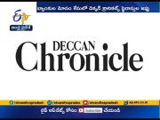 ED Attaches Assets   Worth 122 .15 Crore of Deccan Chronicle   Two Promoters  (Video)