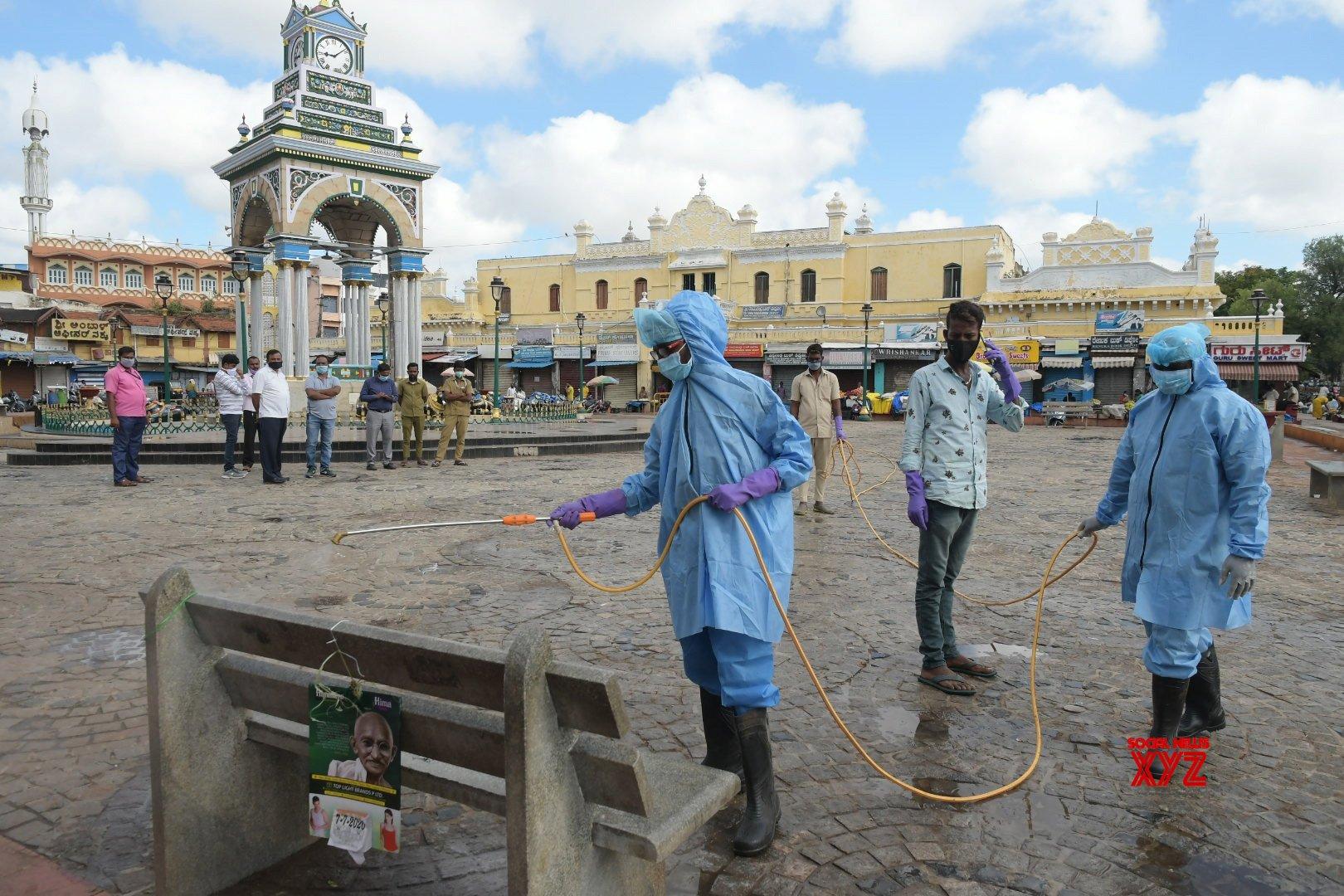 Ban on tourists visiting Covid-hit Mysuru lifted for Dasara