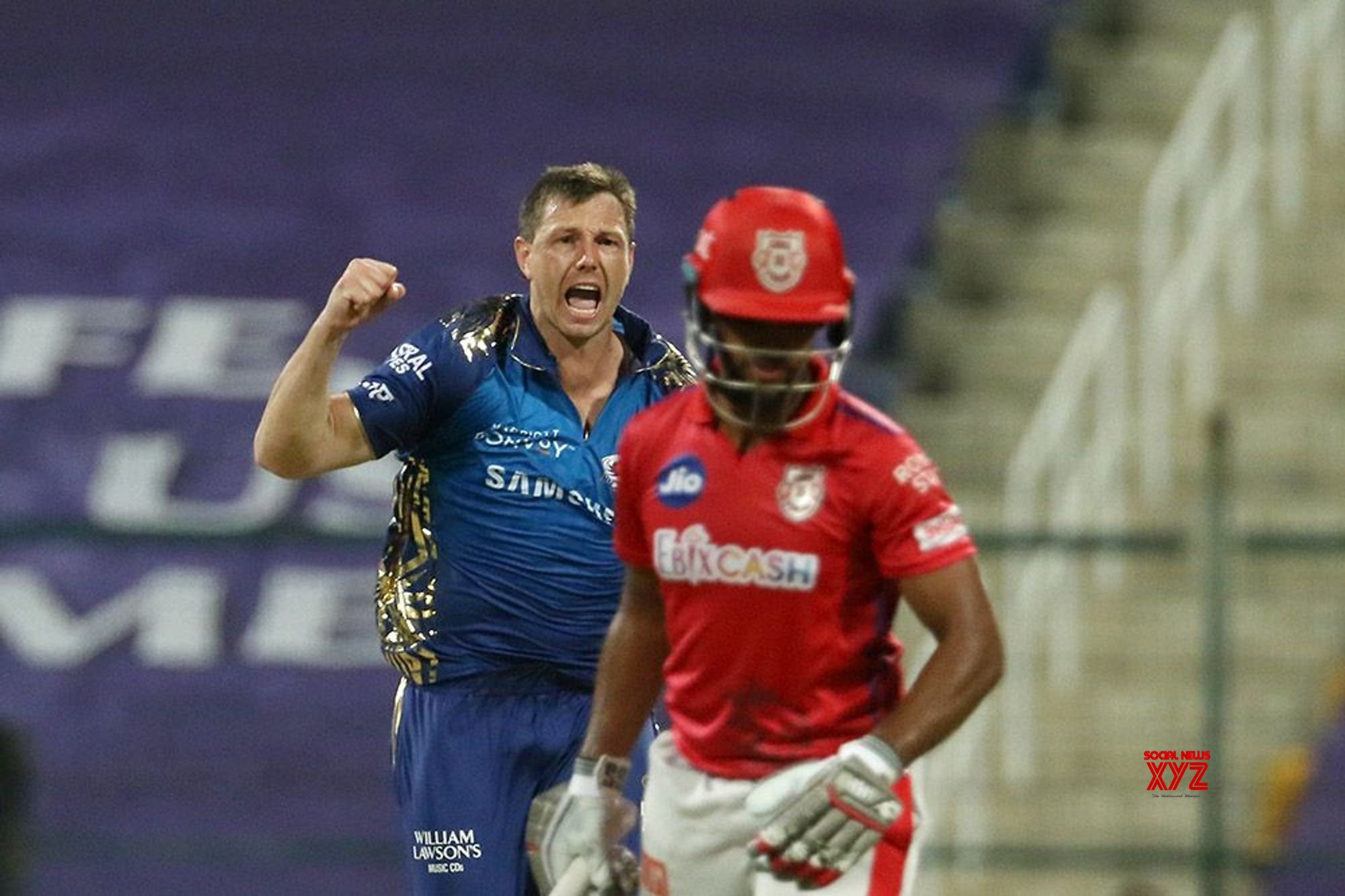 KXIP end innings on 176/6 as Boult forces Super Over