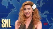 Weekend Update: Famous 80's Cocaine Wife Carla on NYC Nightlife - SNL #SNL HD (Video)