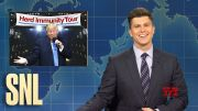 Weekend Update: Trump Rallies - SNL #SNL HD (Video)