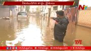 NTV:  Flood Effect at Nadeem Colony in Hyderabad (Video)