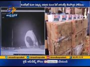Two Arrested | in Mobile Phones Container Lorry Loot Case | at Guntur  (Video)
