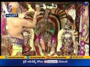 Lord Venkateswara Swamy Rides on Mutyapu Pandiri Vahanam  (Video)