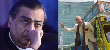 Jeff Bezos vs Mukesh Ambani: Battle royale for India's retail crown.