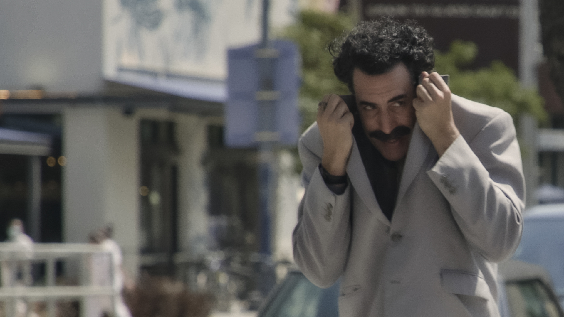 Borat Subsequent Moviefilm Review:  A Worthy Sequel that Matches Everything Offered in the First Part (Rating: ***)