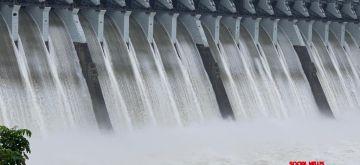 Sardar Sarovar Dam. (File Photo: IANS/PMO)