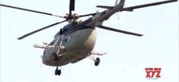 IAF develops locust control system for Mi-17 choppers.