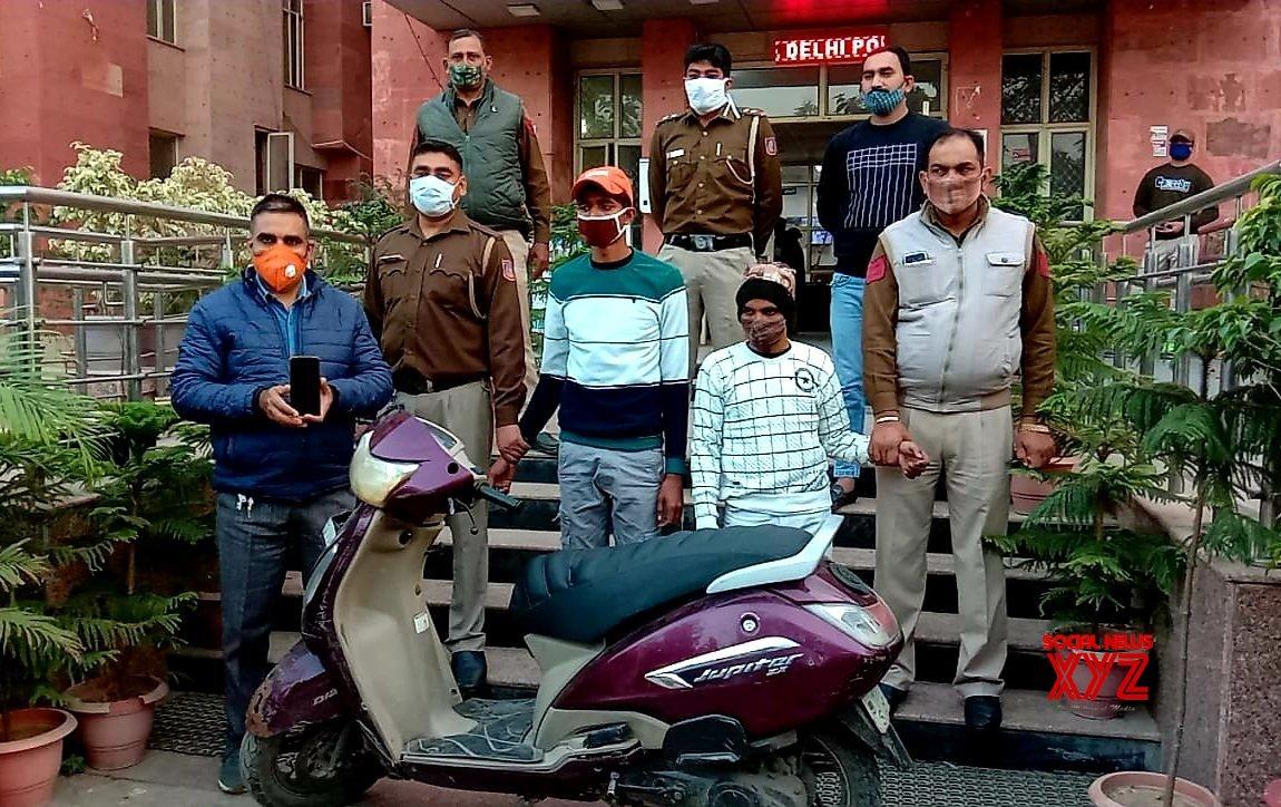 Delhi Police nab snatchers in 12hr after video went viral