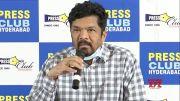 Posani Krishna Murali Press Meet | MS Entertainments  (Video)