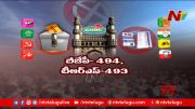 NTV: GHMC polls: 2226 Candidates File Nomination Papers (Video)