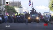 Lebanon protests continue on Independence Day (Video)